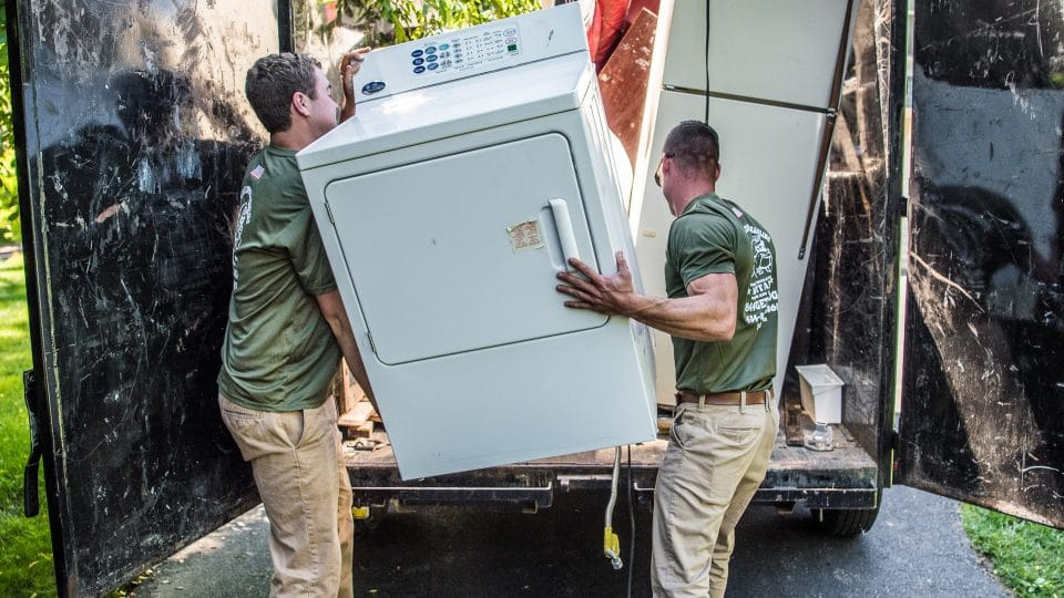 Junk Removal Saint Louis MO