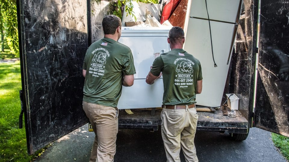 Junk Removal Bucks County PA