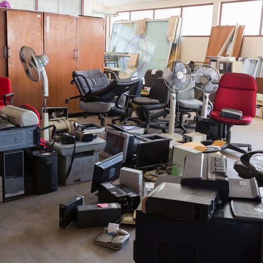How to Clear out Your Home Office