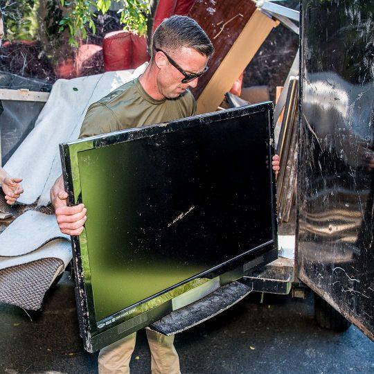 Television Disposal