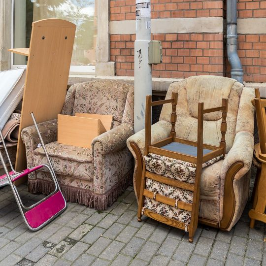 Why You Should Think Twice Before Throwing Out Old Furniture