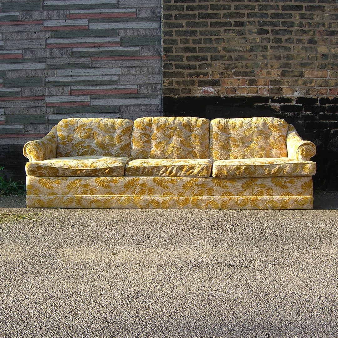 Couch Removal Think Twice Before Tossing Old Furniture