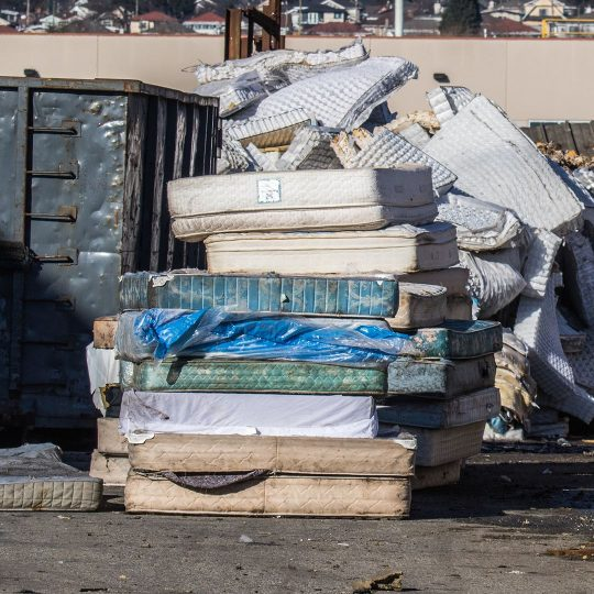 Mattress Recycling: What You Need to Know