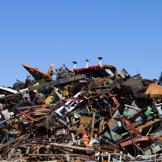 Scrap Metal: Why You Shouldn't Toss it in a Landfill
