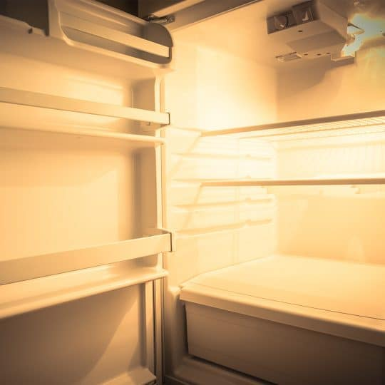 Refrigerator Removal and the Importance of a Clean Fridge