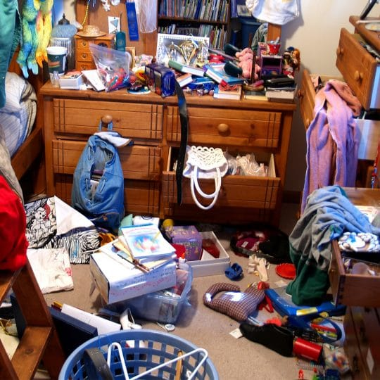 Trash Talk: How to Decide What Clutter to Keep