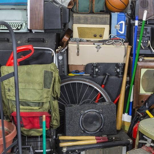 Tips for Basement Clutter Removal