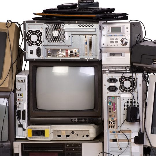 The Challenges Associated with eWaste Disposal
