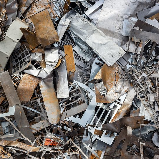 Recycling Scrap Metal: What you Should Know