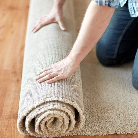 Carpet Removal Tricks