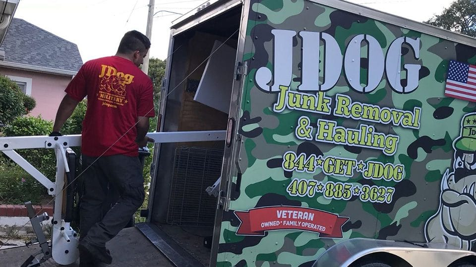 Junk Removal Orlando FL