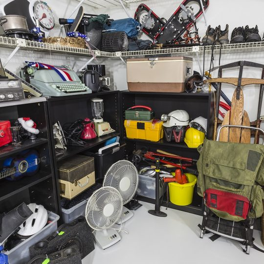 Garage Cleanout Tips for Organization