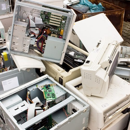 E-waste Disposal and How to Protect your Personal Information