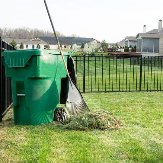 How to Collect Yard Waste and Organic Debris