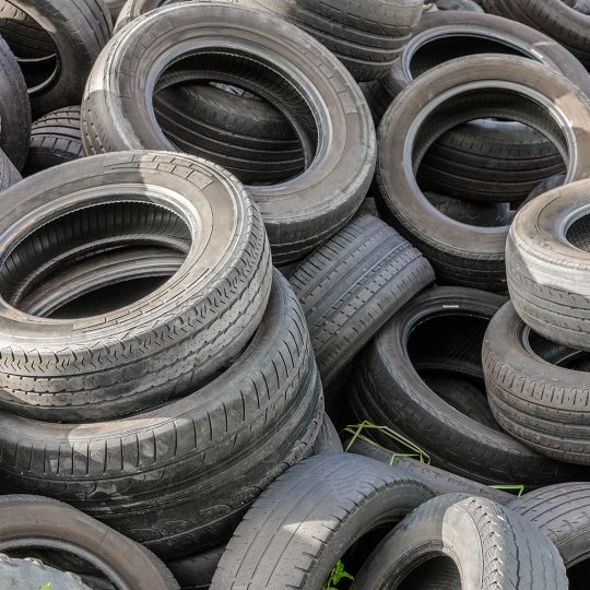 What Should You Do with Your Used Tire?