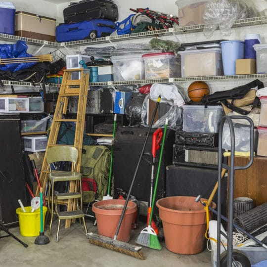 Garage Cleanout Tips: What Not to Store in Your Garage