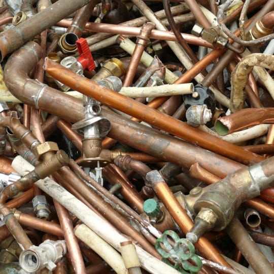 Scrap Metal You Might Already Own