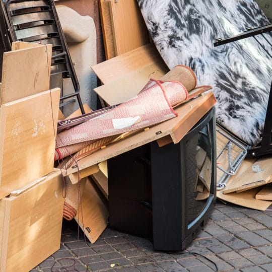 Trash Removal: The Most Unwanted Items in a Home