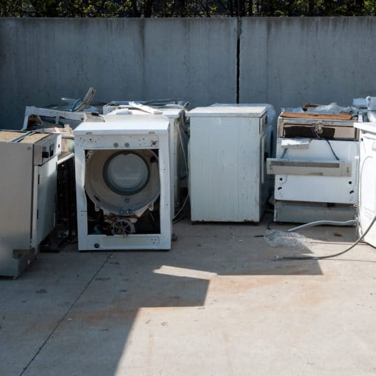 Large Appliance Recycling