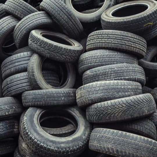 Why You Should Recycle Old Tires