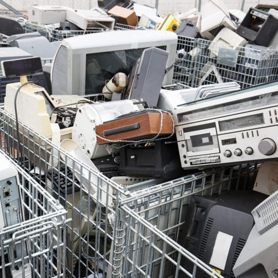 E-Waste Disposal: the Importance of Recycling