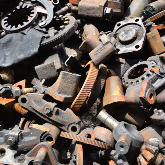 Recycling Scrap Metal: How it Helps the Environment
