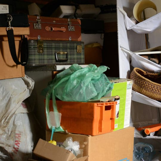 Basement Cleanout Tips: How to Get Organized