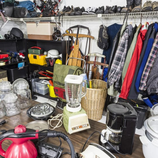 How to Organize an Estate Sale