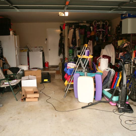 Garage Spring Cleaning Tips