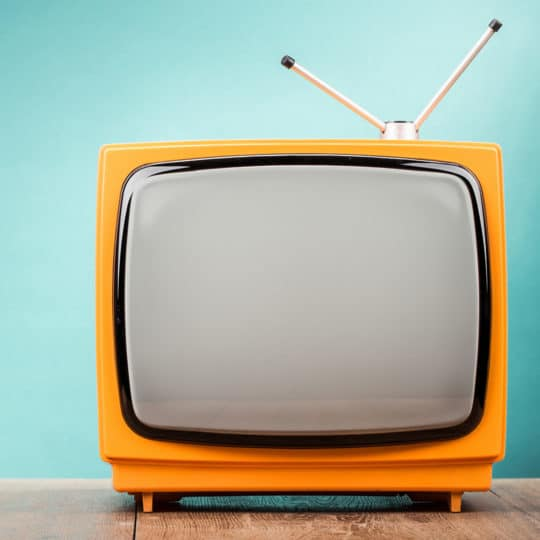 TV Recycling: How to Responsibly Toss an Old Television