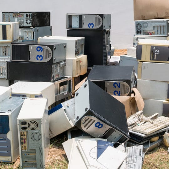 E-Waste Disposal: How it Effects the Environment