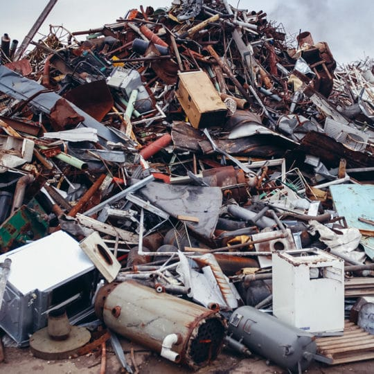 Scrap Metal & the Importance of Recycling