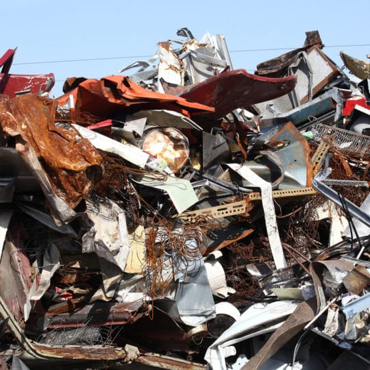 All About Scrap Metal Recycling