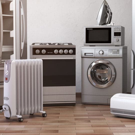 Appliance Removal: What are Your Options?