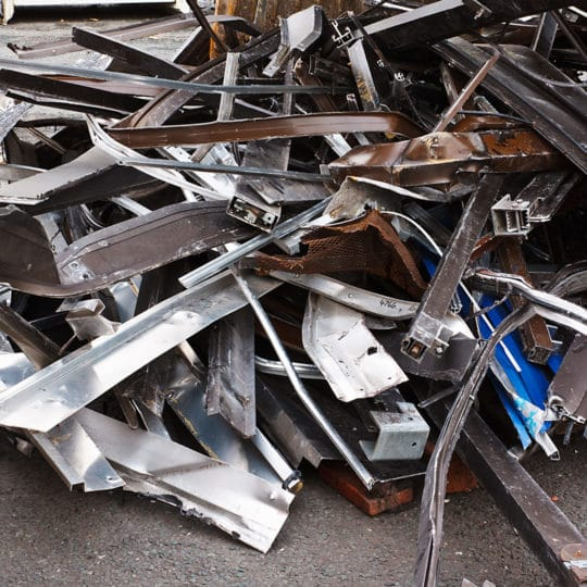 A Few Facts About Scrap Metal Recycling