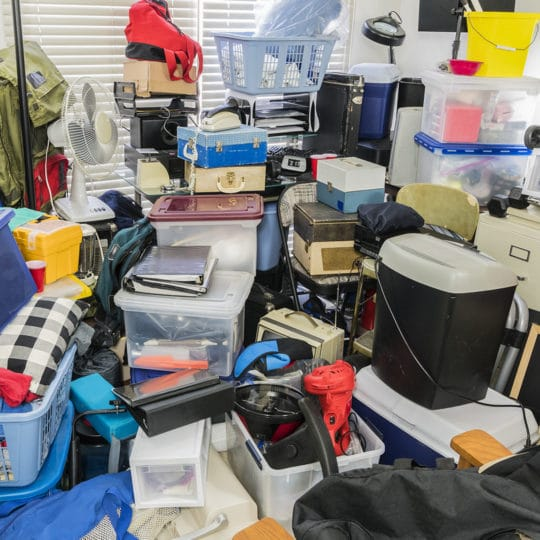 A Guide to Clutter Removal