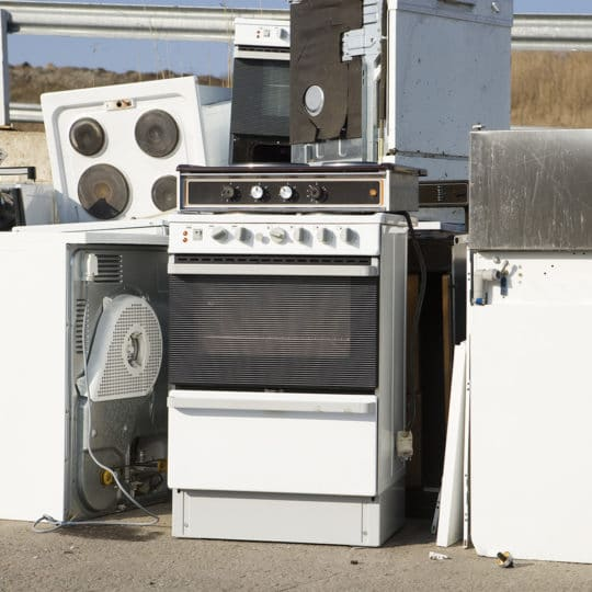 Appliance Removal Advice: What to Do With Old Models
