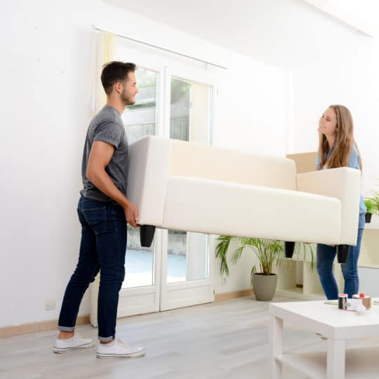 5 Tips for Moving Furniture around Your Home Safely