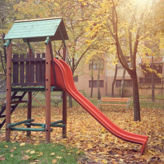 What to Do with an Old Swing Set