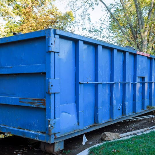 Should You Use a Dumpster Rental or Junk Removal Company?