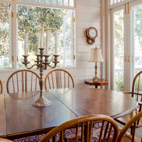 What to Do with Your Old Kitchen Table