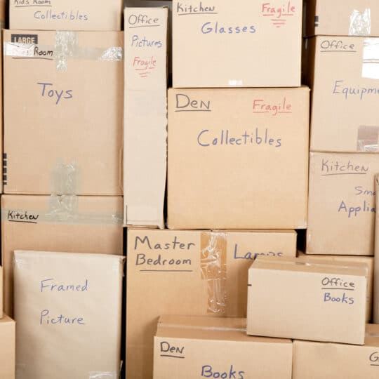 Moving and Storage Services