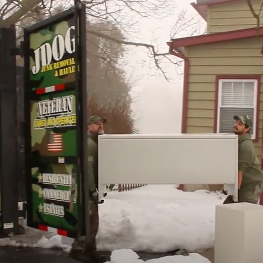 JDog Junk Removal & Hauling Southern Lancaster County